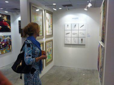 Affordable Art Fair Singapore, 2014