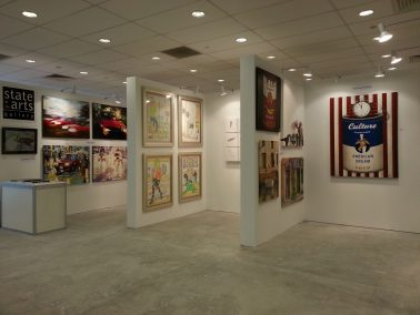 Affordable Art Fair Singapore, 2014