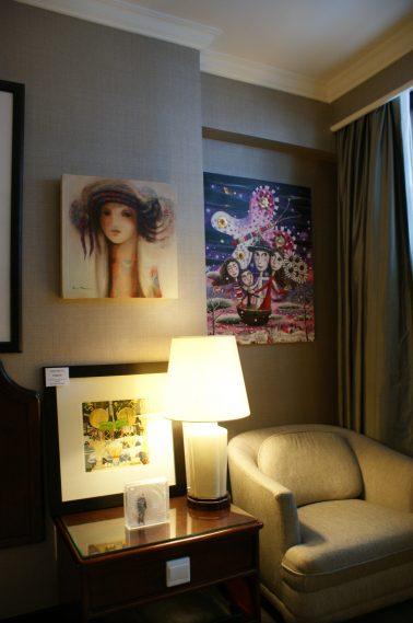Asia Hotel Art Fair, Hong Kong, 2014