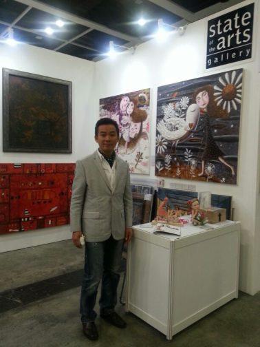 Affordable Art Fair Hong Kong, 2014